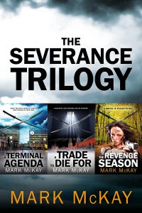 The Severance Trilogy Box Set MEDIUM WEB